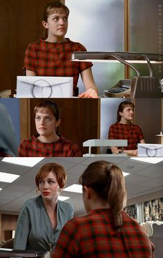 Mad Style: Peggy Olson, S1 Part 1 | Tom & Lorenzo Fabulous & Opinionated