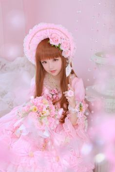 Kiyohari Blooming Fairy doll