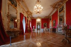 Schloss Ludwigsburg Antique Interior, Manor Houses, Royal Palace, Old Buildings, Palaces, Castles, Germany, Europe, Mansions