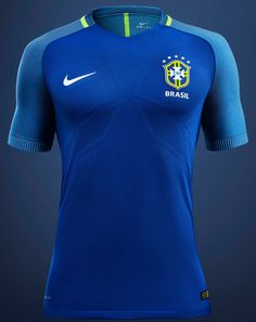 Brazil 2016 Copa America Away Kit Revealed