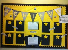 You have to believe to achieve. Achieve 3000 Goal Board