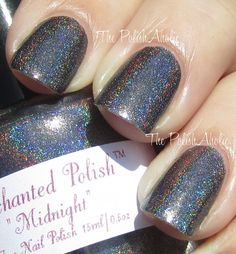 Enchanted Polish Midnight