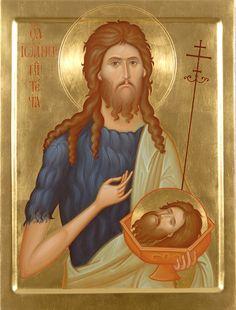 Άγιος Ιωάννης ο Πρόδρομος / Saint John the Baptist