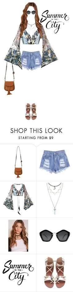"""""""Style For 6.30.17"""" by miramar2017 ❤ liked on Polyvore featuring Chloé, Roberto Cavalli, Hot Topic and Miu Miu"""