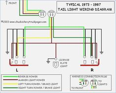 19 best chevrolet truck images chevy trucks, chevrolet trucksheadlight and tail light wiring schematic diagram typical 1973 chevrolet silverado, chevrolet trucks, 1984