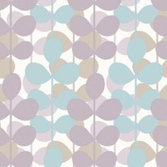 The Wallpaper Company 56 sq. ft. Mauve Multicolored Modern Large Scale Leaf Stripe Wallpaper-WC1283879 at The Home Depot