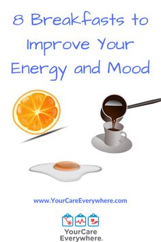 Starting the day right, even when you're rushing, can up your energy level.