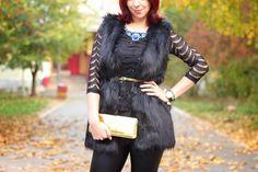 Venoma Fashion Freak: Furry http://www.venomafashionfreak.com/2014/11/furry.html