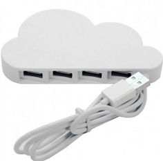 USB Hub - In The Clouds