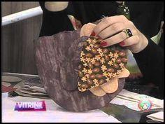Leila Lima ensina artesanato de bandoo para cortina (10/07)