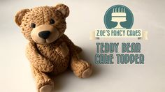 In this video I show you how to make a Fondant teddy bear cake topper model. You could use fondant, flower paste, mexican paste, sugar paste or gum paste. Yo...