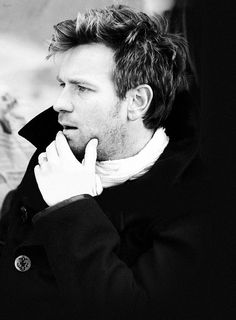 since i'm pinning gorgeous Scots...Ewan McGregor