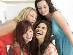 The Sisterhood of the Traveling Pants--some might say it's the ultimate chick flick!
