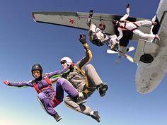 Skydiving | Geburtstag