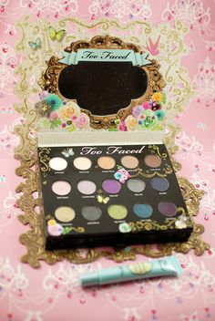 Makeup Bunny gives you the 411 on Too Faced's Sweet Dreams Makeup Collection!