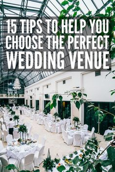 How to Choose a Wedding Venue: 15 Things to Consider Wedding Reception Planning, Wedding Planning Tips, Wedding Tips, Destination Wedding, Wedding Venues, Marriage Stills, Best Wedding Planner, Big Day, Perfect Wedding