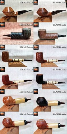 GETZpipes studio - handmade smoking briar pipes and accessories