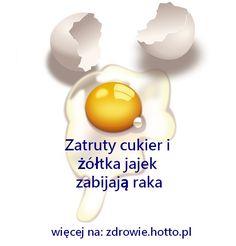 Dwa różne SPOSOBY NA RAKA. Zatruty cukier i żółtka jajek zabijają raka Kyushu, Yamaguchi, Healthy Habits, Fukuoka, Natural Remedies, Breakfast, Guy, Beauty, Food