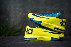 a3f64fbb2b15 Nike KD VI - Sonic Yellow All Kd Shoes