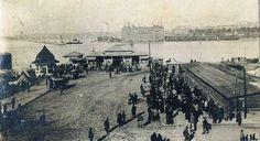Kadiköylüler İskelemiz İşgal dönemleri 1918