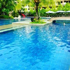 IG #video #swimming #pool #morning #philippines #プール #フィリピン