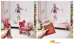 Pub Knacki : Pourquoi payer plus ? Creative Advertising, Print Advertising, Advertising Campaign, Ogilvy Mather, Great Ads, Compare And Contrast, Print Magazine, Club, Marketing
