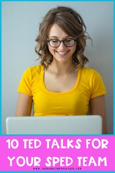 10 Ted Talks For You