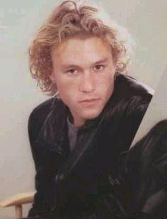 Heath Ledger, ummmm tooooo adorable!