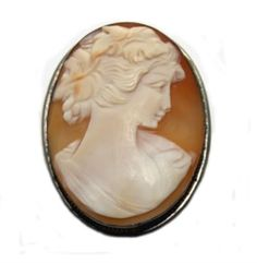 Cameo...isn't the simplicity of this cameo wonderful?