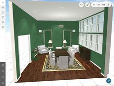 Customers can't get enough of the control and the convenience Marxent's Room Designer provides, while contractors the ability to share designs seamlessly through the project portal. Planner Apps, Room Planner, Room Designer, Ecommerce, Portal, 3 D, Interior Design, Wall, Projects