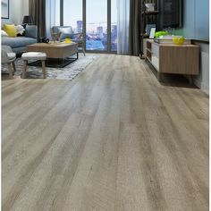 Monarch This is the ultimate in high-end vinyl flooring, offering a more affordable option to costly natural wood flooring. Using advanced 3D imaging technology, a photograph of the natural material is transferred directly to the plank. Each plank is uniquely embossed to match the appropriate texture. Whereas vinyl plank was once considered only to be used in less visible area, where you would expect its durability and water resistance to be useful, like kitchen and bathroom, designers are…