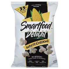 Smartfood Delight White Cheddar Popcorn- 6.5 oz.