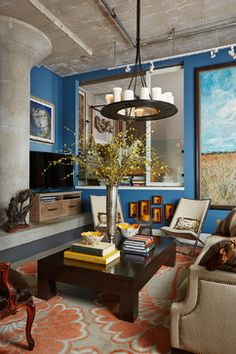 Masculine By Muse Interiors