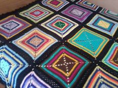 Ravelry: fitsa's Κουβέρτα Ravelry, Quilts, Blanket, Crochet, Projects, Log Projects, Quilt Sets, Crochet Crop Top, Quilt