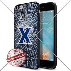 WADE CASE Xavier Musketeers Logo NCAA Cool Apple iPhone6 6S Case #1734 Black Smartphone Case Cover Collector TPU Rubber [Break] WADE CASE http://www.amazon.com/dp/B017J7J8YK/ref=cm_sw_r_pi_dp_C40twb1TC1R9B