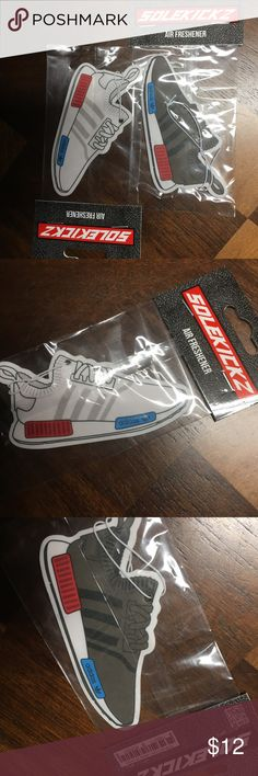 Adidas nmd pack of 2 sneaker air fresheners New solekickz2 sneaker air fresheners . Adidas nmd solekickz2 Accessories Key & Card Holders