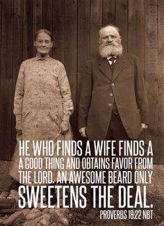 Bearded Gospel Men