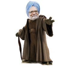 Desi Star wars, Bollywood style. No bimbos, no bimbettes, just star politicians warring it out and nuking us Indians...