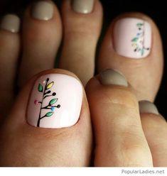 Beautiful nail paint