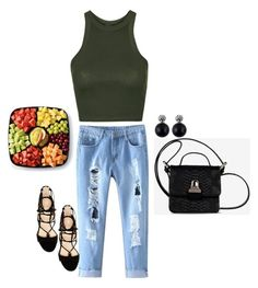 """""""Tumblr Style"""" by bottibott on Polyvore featuring Topshop, MM6 Maison Margiela and Marc Fisher"""