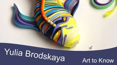 Art to Know: Yulia Brodskaya - YouTube