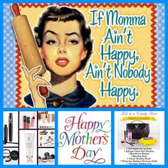 Make Mom HAPPY this Mother's Day. Let me help! Give her a Younique gift. From 3D Fiber Lash Mascara to a complete collection.. She will love it!!    CLICK ON PIC https://www.youniqueproducts.com/hewalden