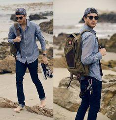 moda casual para hombres 2014 - Buscar con Google