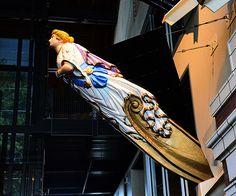 maritime museum figureheads | Sailing Ship Figurehead at MOHAI