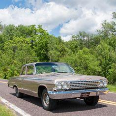 Chevrolet: Bel Air/150/210 Hardtop Coupe  1962 chevrolet bel air hardtop coupe nut bolt restoration all original body