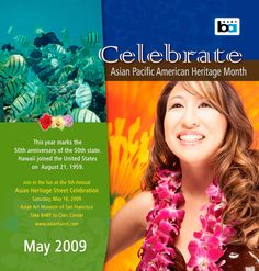 Asian Pacific American Heritage Month 2009
