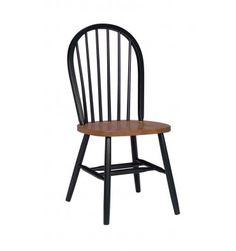 Spindleback Windsor Side Chairs