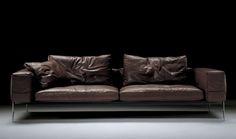 Lifesteel  Flexform sohva I Casuarina I sisustusliike Helsinki