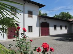 VILLA PARENS, the winery.
