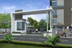 Vision Developerscome up with their new launch in the same strategic location of Hinjewadi. Branded as    Vision Eternity